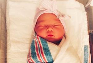 Itt az első fotó Kate Hudson kislányáról