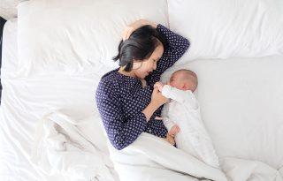 Hamar magabiztossá válnak a friss anyukák egy tanulmány szerint