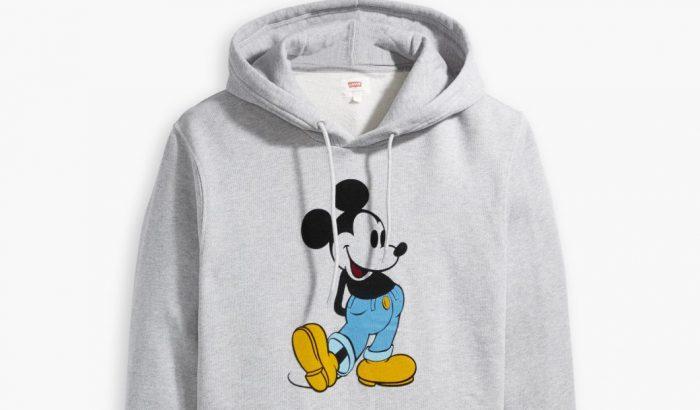Mickey egér kollekció a Levi's-től