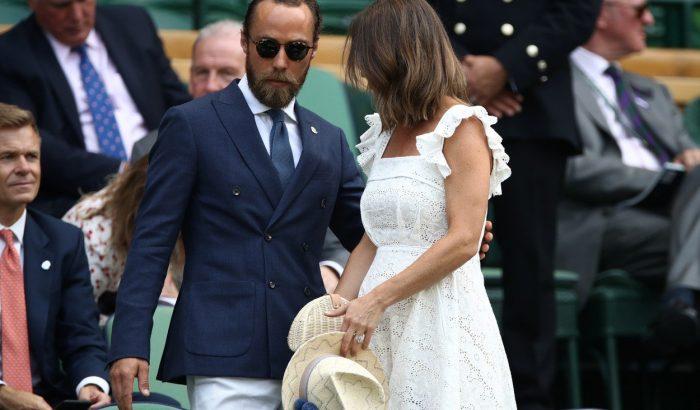 Idegenvezetőként dolgozik Kate Middleton bátyja