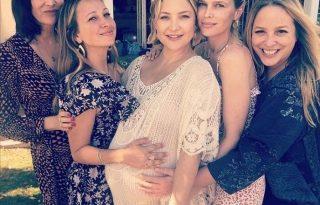 Megszületett Kate Hudson gyermeke