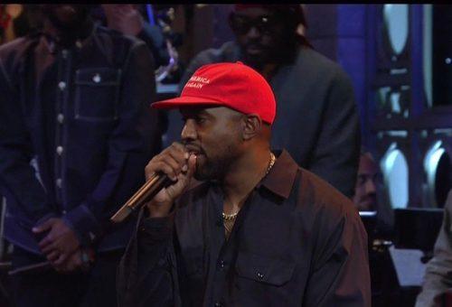 Kanye West stúdióba vitt egy tehetséges hajléktalan fiút