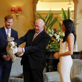 Meghan Markle máris megkapta az első babaváró ajándékát