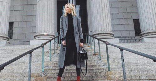 Karlie Kloss aztán tudja, hogy kell viselni az ősz trendjeit
