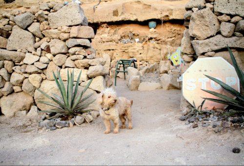Szálloda helyett barlangban a Kanári-szigeteken