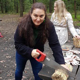 Hétköznapi hősök: Kissné Dóczy Emília, az Erdőmentők önkéntese