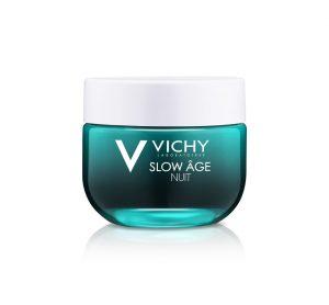 Vichy Slow Âge éjszakai arckrém