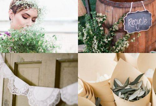 ÖKO: mutatjuk a hulladékmentes esküvő leghangulatosabb kellékeit
