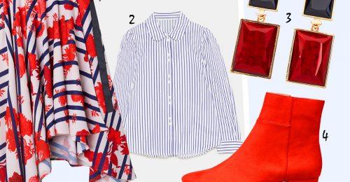 A tökéletes csíkos ing háromféle szettben