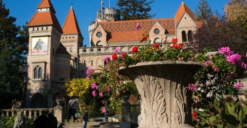 Gyere velem vidékre: a hét tornyú mesés Bory-vár