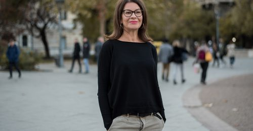 A munkám a szenvedélyem: Flesch Andrea jelmeztervező