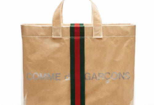 Minimálra vette karácsonyi bevásárlószatyrát a Gucci japán hatásra