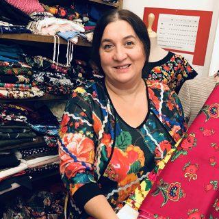 A munkám a szenvedélyem: Varga Erika, a Romani Design tervezője