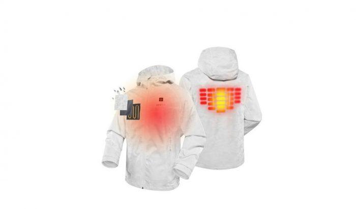 Fűthető pulcsik és kabátok a szezon sztárjai