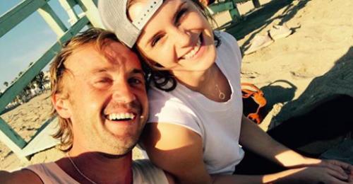 Újra találkozott Emma Watson és Tom Felton