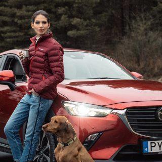 Mazda CX-3, a női álomautó