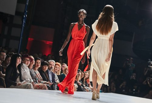 Teltházas bemutatókkal ünnepeltük a 10. Marie Claire Fashion Days-t