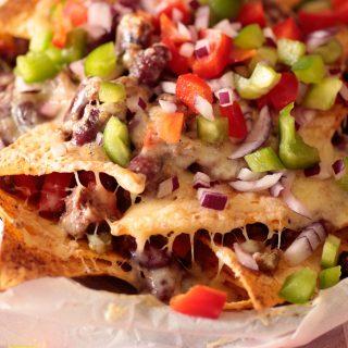 Isteni vacsora – rakott chips