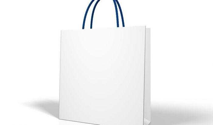 Mától papírzacskóba shoppingolhatunk