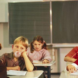 Diákok a tudatos rágózásért
