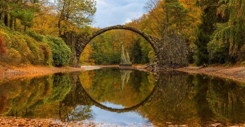 Németország egyik legszebb hídja