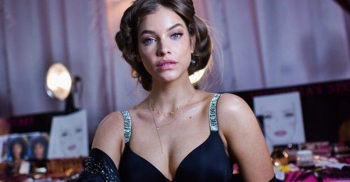 Palvin Barbi pasija állva csodálta szerelmét a Victoria's Secret show-n