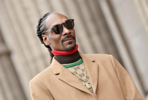 Snoop Dogg is csillagot kapott a hírességek sétányán