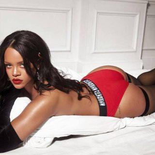 Rihanna új fehérnemű-kollekciójában szédíti az Instagram népét