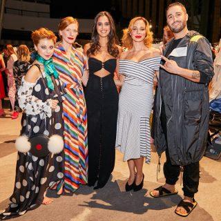 MCFD2018: így készülődtek a szombati este sztármodelljei a backstage-ben