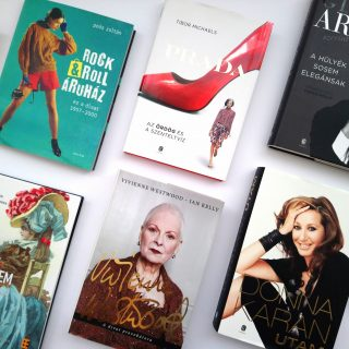 Ezeket a divattörténeti köteteket érdemes idén ősszel olvasnunk