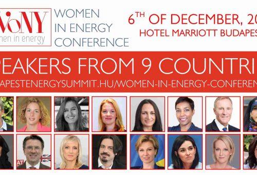 Budapesten gyűlnek össze az energiaiparban dolgozó nők