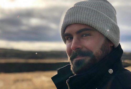 Zac Efron szakállal egyre férfiasabb