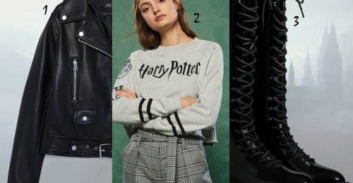 Harry Potter inspirálta szettek