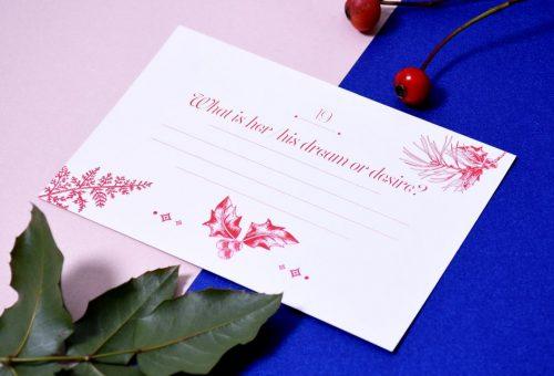 Ingyenes karácsonyi képeslapok a magyar dizájnertől