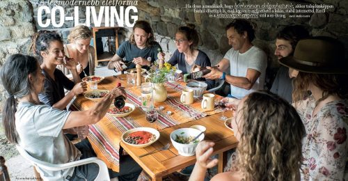 A legmodernebb életforma: Co-Living