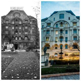 Ilyen volt a régi idők Budapestje karácsonykor