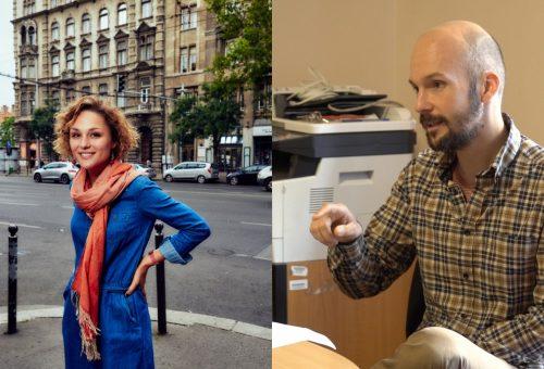 Hétköznapi hősök: Szabó Attila és Süveges Gréta, a Verzió Nemzetközi Emberi Jogi Dokumentumfilm Fesztivál önkéntesei