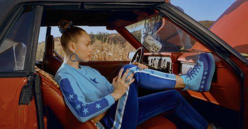 Itt a Converse és Miley Cyrus közös kollekciója