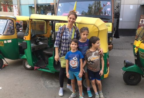 Karmaváltás: új mobil életünk Indiában