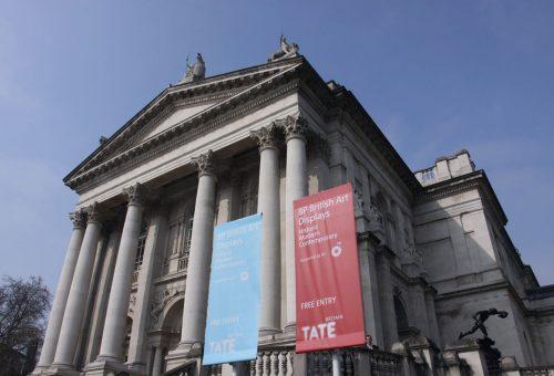 A nők veszik át az uralmat a Tate Britainben