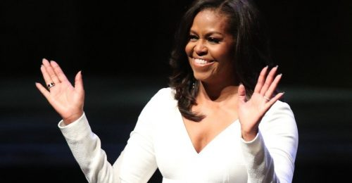 Michelle Obama tanácsot adott Meghan Markle-nek