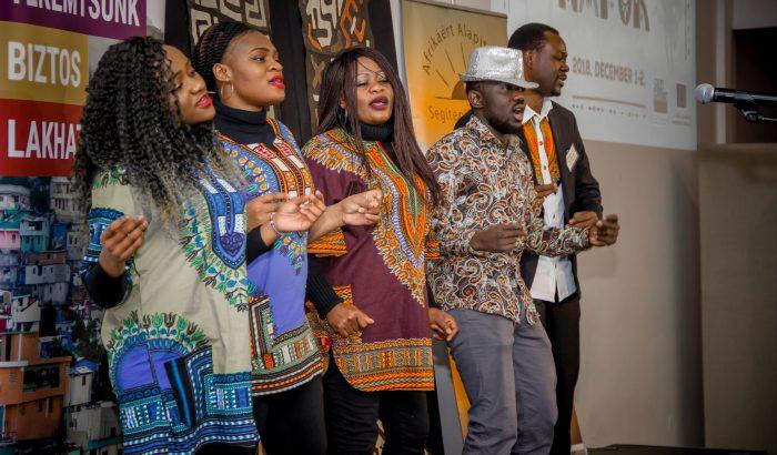 Segíteni kiváltság – így teltek az Afrika Napok