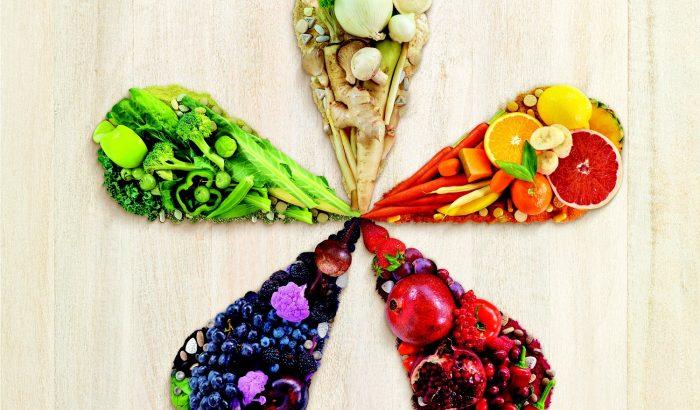 Milyen színű étel kerüljön a tányérodra?