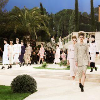 Mediterrán mesevilág dukál a Chanel új kollekciójának