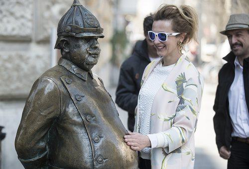 Feketeöves élményvadász: Magyar Vilma