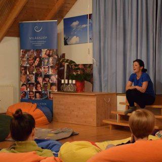 Hétköznapi hősök: Lentulay Edina, önkéntes mesélő
