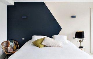 Hihetetlenül stílusos faldekorok, amiket akár egyedül is felfesthetünk
