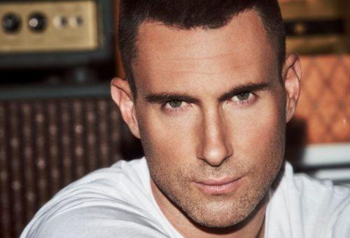 Ennek a márkának a szépségnagykövete lett Adam Levine