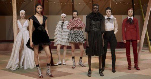 Cirkuszba hív a Dior varázslatos kollekciója