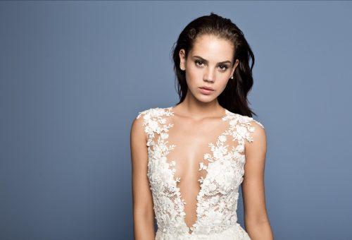 Magyar tervező ruhájában ment férjhez a hollywoodi színésznő